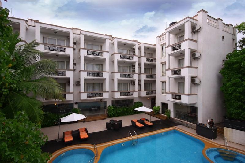 Resorts In Goa Meraden La Oasis Goa Budget Resorts Goa Meraden La Oasis
