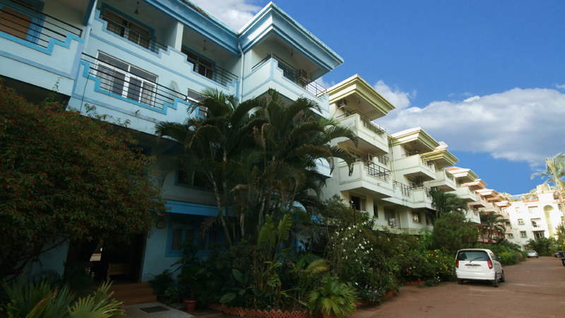 Ocean palms goa hotel is the perfect choice