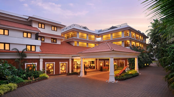 Resorts In Goa Double Tree By Hilton Goa Luxury Resorts